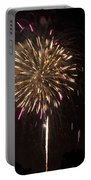 Detroit Area Fireworks -8 Portable Battery Charger