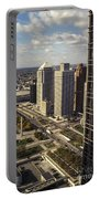 Detroit City Streets Michigan Portable Battery Charger