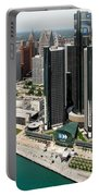 Detroit International Riverfront Portable Battery Charger