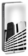 Detroit Ren Cen Portable Battery Charger