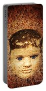 Devil Child Portable Battery Charger by Edward Fielding