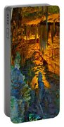 Devils Cavern Bari Greece Portable Battery Charger