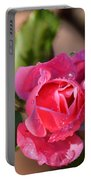 Dew Rose Portable Battery Charger