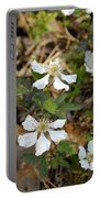 Dewberry Flower Portable Battery Charger