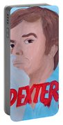 Dexter With Hand Portable Battery Charger