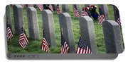 Dfw National Cemetery Portable Battery Charger
