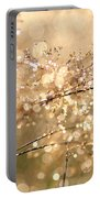 Diamonds And Pearls Portable Battery Charger