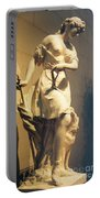 Diana Goddess Of The Hunt Portable Battery Charger
