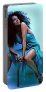 Diana Ross Portable Battery Charger