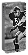 Dick Butkus Portable Battery Charger