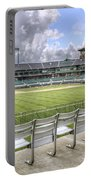 Dickey-stephens Park Portable Battery Charger by Jason Politte