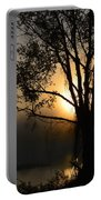 Diffused Glow Portable Battery Charger