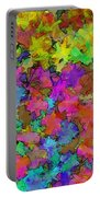 Digiral Abstract Colors Rich Portable Battery Charger