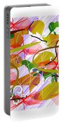 Digital Abstract 3 Portable Battery Charger