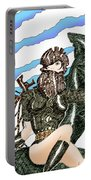 Digital Dragon Rider Colour Version Portable Battery Charger