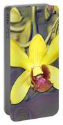 Digitised Orchids Portable Battery Charger