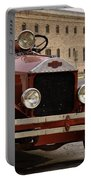 Dillon Montana Vintage Fire Truck Portable Battery Charger