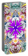 Dimensional Birth Portable Battery Charger