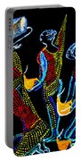 Dinka Wise Virgins Portable Battery Charger by Gloria Ssali
