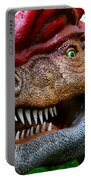 Dino In The Bronx Four Portable Battery Charger