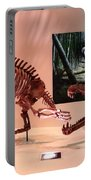 Dinosaur Fossils Portable Battery Charger