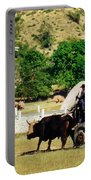 Dinosaur Park Portable Battery Charger