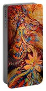 Diptych The Moments Of Love Part II Portable Battery Charger