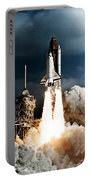 Discovery Hubble Launch Sts-31 Portable Battery Charger