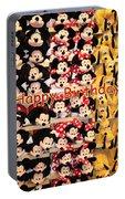 Disney Cuddlies Portable Battery Charger