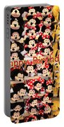 Disney Cuddlies Portable Battery Charger