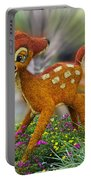 Disney Floral Bambi Portable Battery Charger