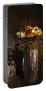 Displaying Mother Nature's Autumn Abundance Of Flowers And Colors Portable Battery Charger