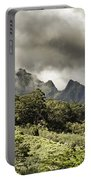 Distant Mountains Portable Battery Charger