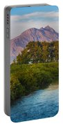 Divide Creek Morning Portable Battery Charger