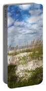Divine Beach Day  Portable Battery Charger
