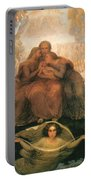 Divine Genesis Portable Battery Charger