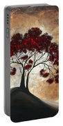 Divine Intervention II By Madart Portable Battery Charger