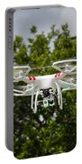Dji Phantom 2 Drone With Go Pro Hero 3 Portable Battery Charger