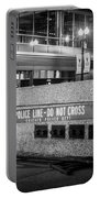 Do Not Cross Portable Battery Charger