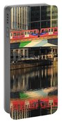 Docklands Railway London Portable Battery Charger