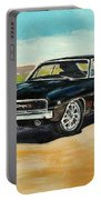 Dodge Charger Rt 1970 Portable Battery Charger