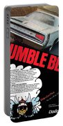 Dodge Coronet Super Bee - Rumble Bee Portable Battery Charger