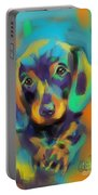 Dog Bobby Portable Battery Charger