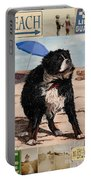Dog Days Of Summer V2 Portable Battery Charger