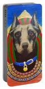 Dog God Portable Battery Charger