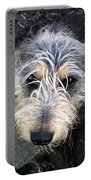 Dog Head Portable Battery Charger