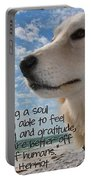 Doggie Soul Portable Battery Charger