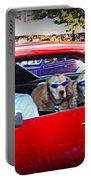 Doggies In The Window Portable Battery Charger