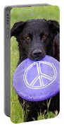 Dogs For Peace Portable Battery Charger