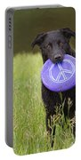 Dogs For Peace Too Portable Battery Charger